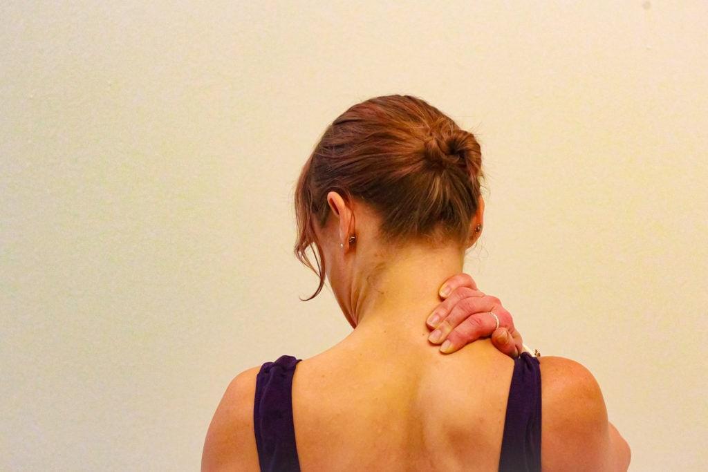 Nacken-Osteopathie mit Osteoactive